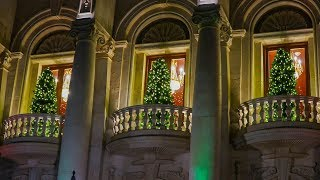 NEW The Wizarding World of Harry Potter - Diagon Alley Christmas Decorations 2017, Universal Orlando