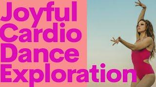 Joyful Freestyle HIIT Cardio Dance Class + Movement Exploration