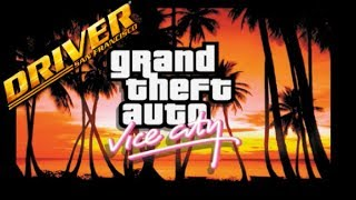 Grand Theft Auto VICE CITY (Driver San Fransisco Style)