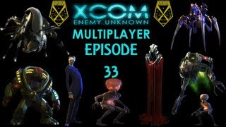 XCom - Multiplayer - Episode 33: The Toxin & the Cure