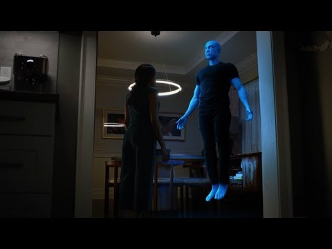 Dr Manhattan reveals Himself (Watchmen S1EP6)