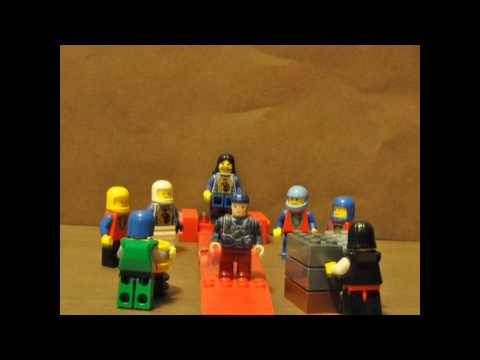 Vasco da Gama LEGO animation