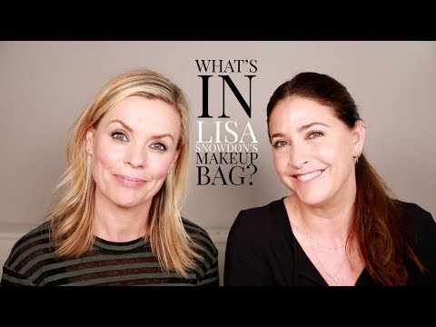 What's in Lisa Snowdon's Makeup Bag?