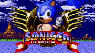 Sonic CD USA Music  Special Stage