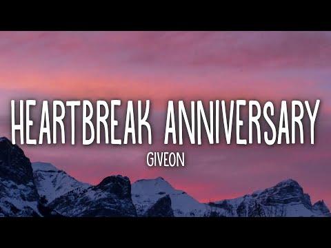 Giveon – Heartbreak Anniversary (Lyrics)