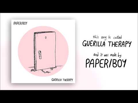 Paper/Boy - Guerilla Therapy [OFFICIAL AUDIO]