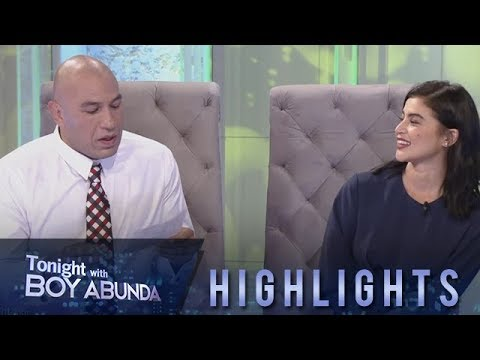 TWBA: Anne Curits and Brandon Vera's revelations in 2 Truths, 1 Lie
