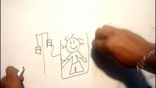 Draw my life crisvlogs Costa Rica