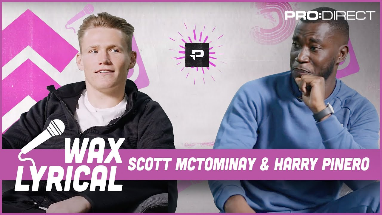 Download BEST VOICE AT MANCHESTER UNITED!? WAX LYRICAL FT SCOTT MCTOMINAY & HARRY PINERO