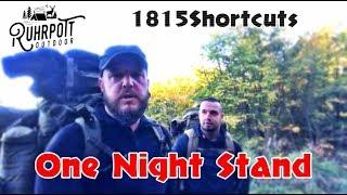 Ein Dreier beim One Night Stand - Ruhrpott Outdoor Shortcuts