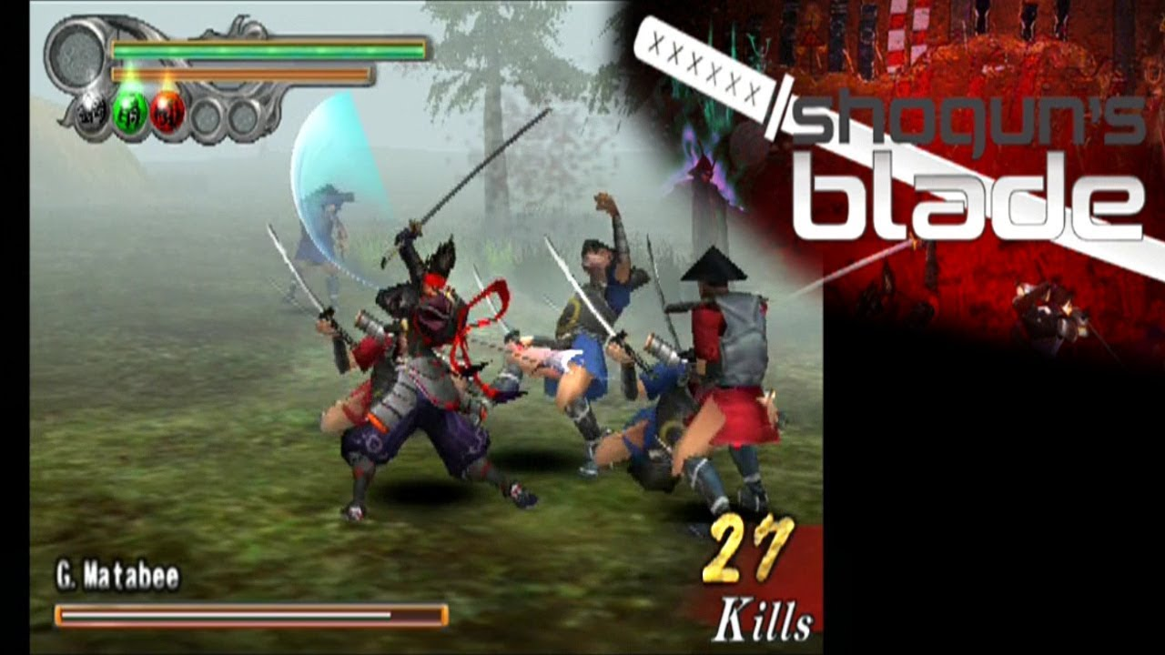 blade ps2