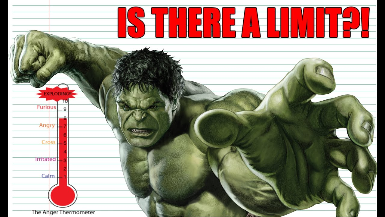 How Strong Is The Hulk?
