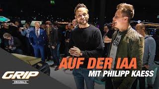 Grip auf der IAA mit Philipp Kaess I GRIP Originals