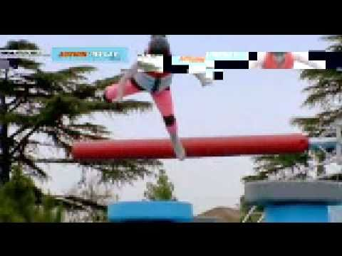 """Total Wipeout -  """"BIG bad Ben"""" - 2 of the Best WipeOuts!!"""