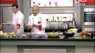 برنامج المطبخ – الشيف يسري خميس – حلقة الإثنين 2-3-2015 – Al-matbkh