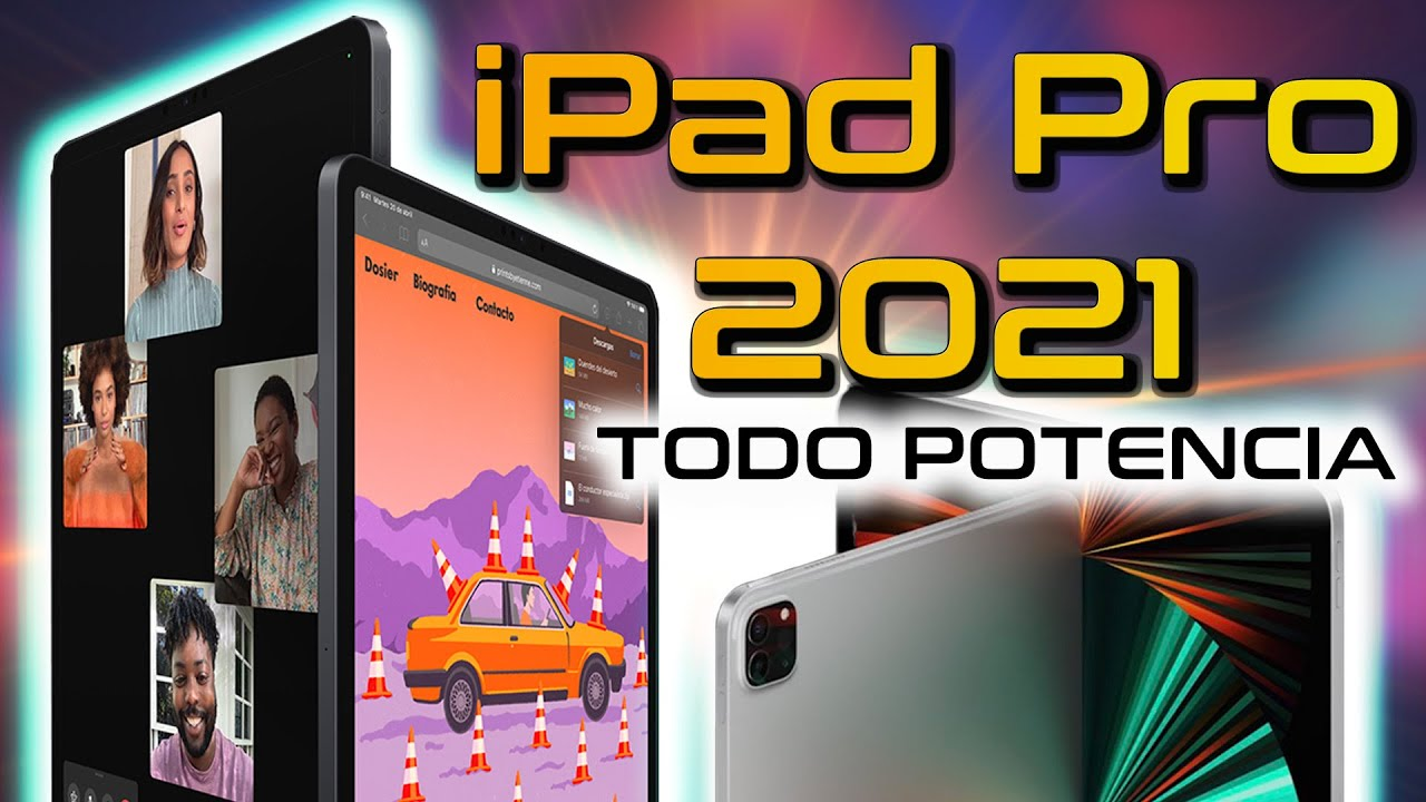 iPad Pro 2021 con Apple M1 vs 2020 ¿Realmente hay tanto cambio?