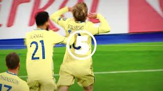 VM-Kval på Kanal 5! Sverige-Frankrike
