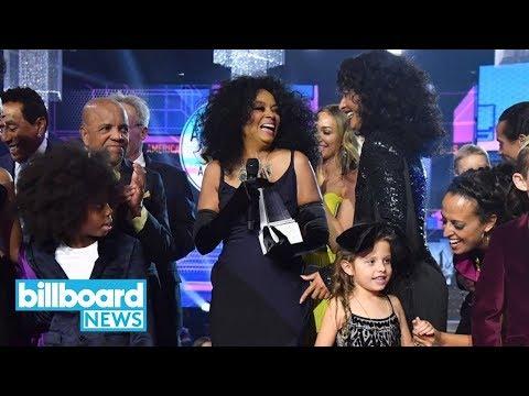 AMAs 2017: Biggest Moments of the Night | Billboard News