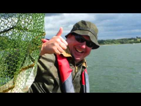 Fly Fishing Day At Draycote Water