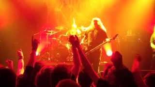 Vomitory - Primal Massacre- Vomitory farewell show in Karlstad 2013-12-27