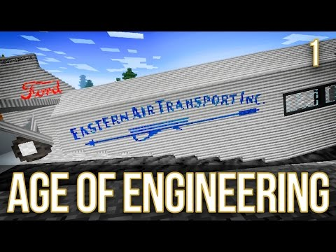 Crash Landing | Age of Engineering | Episode 1
