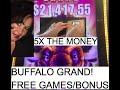 BIG BONUS WIN! Spin it Grand Slot Machine! GREAT RUN!!