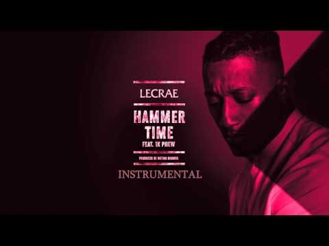 Lecrae - Hammer Time (Instrumental) (Produced by Metro Boomin)