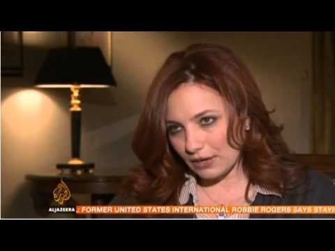 Egyptian Human Right's Lawyer Ragia Omran Interview