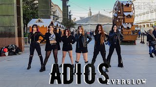 [KPOP IN PUBLIC] EVERGLOW (에버글로우) - Adios || Dance cover by ARGENT & BTL