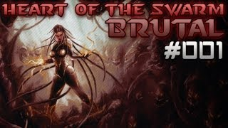 StarCraft 2 Heart of the Swarm: You can