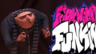 Gru Plays Funky Friday