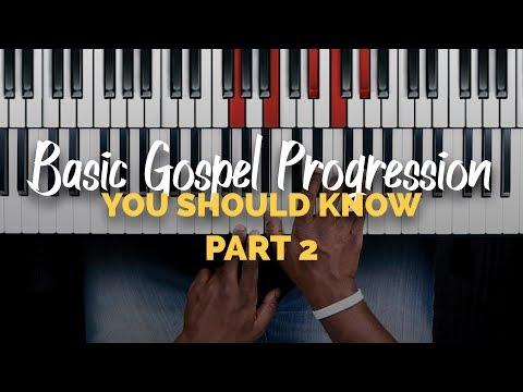 Basic Gospel Progression You Should Know #2 | Minor 251