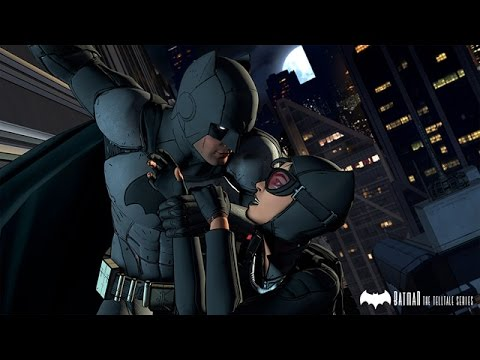 Batman Catwoman Romance Story Of Love Youtube