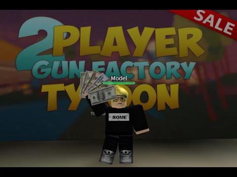 2 player gun factory tycoon money hack