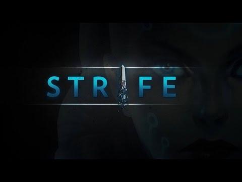 видео: Обзор игры strife