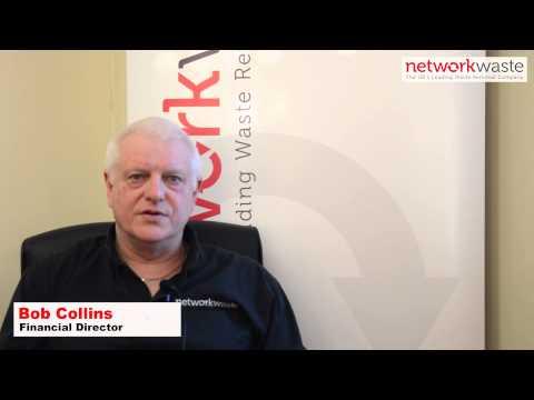 Bob Collins | Financial Director | Network Waste