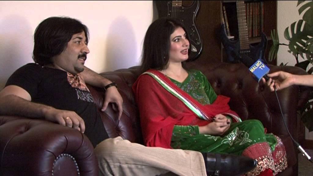 Nazia Iqbal& Javid Fiza Interview