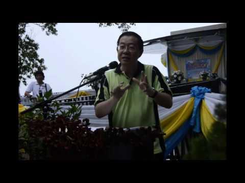 Majlis Penyempurnaan Projek Fasa 2 Bukit Bendera