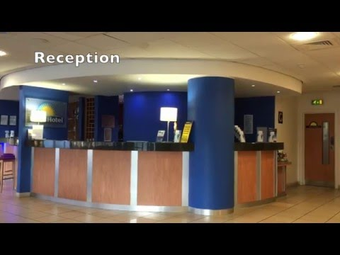 Hotel Review: Days Hotel, Derby, Derbyshire - January 2016