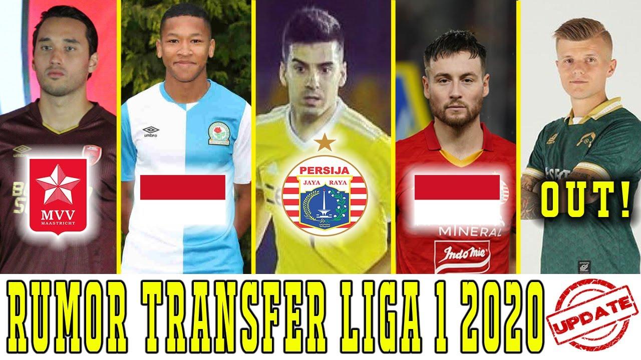5 Berita Transfer Liga 1 2020 Paling MENGEJUTKAN: KLOK Ke TIMNAS, Apa No 3 Bisa GABUNG ke PERSIJA??