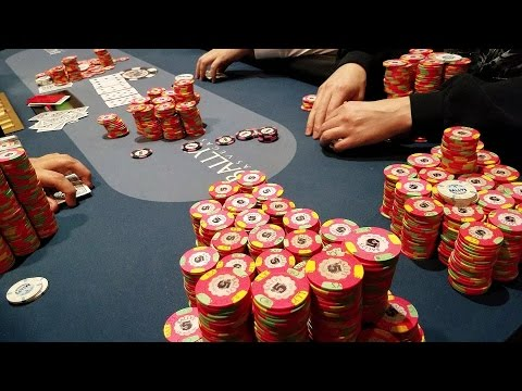 CRAZY 1-2 PLO Game in Las Vegas