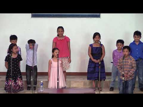 Cares Chorus - IBC Children's Choir
