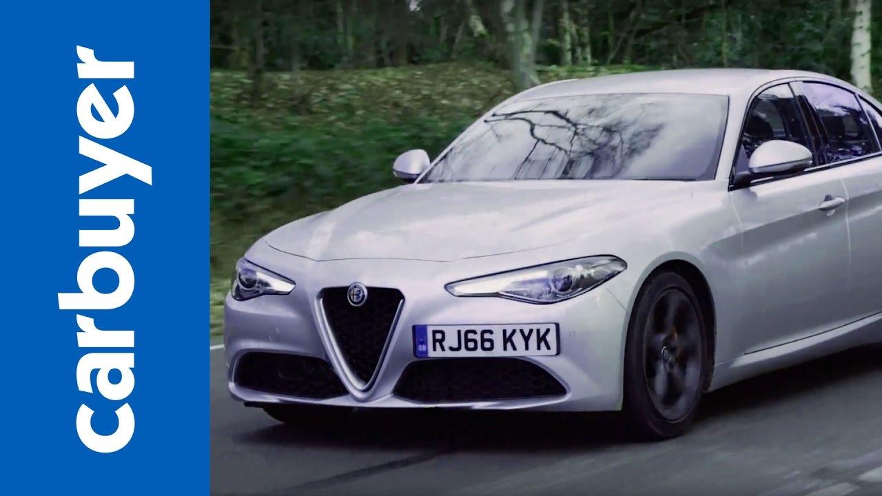 Alfa Romeo Giulia In Depth Review Carbuyer Youtube