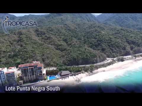 Tropicasa Realty - Lote Punta Negra South  - Puerto Vallarta