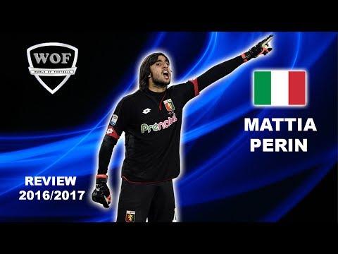 MATTIA PERIN | Genoa | Best Saves & Overall Goalkeeping |  2016/2017 (HD)