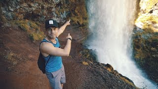WATERFALL + COLD BREW + THAI FOOD | VLOG 007