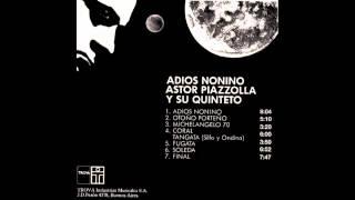 Ástor Piazzolla y su Quinteto - Fugata (1969)