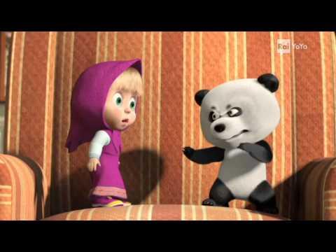 Masha e orso la serie animata più amata dai bambini! [video] [foto]