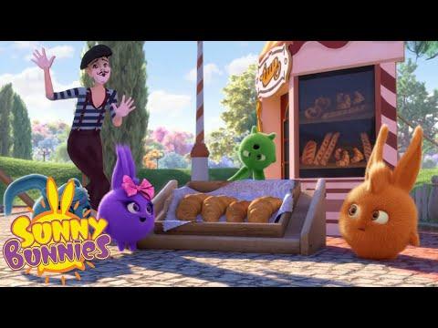 Cartoons For Children | SUNNY BUNNIES - BON APPETIT | New Episode | Season 3 | Cartoon