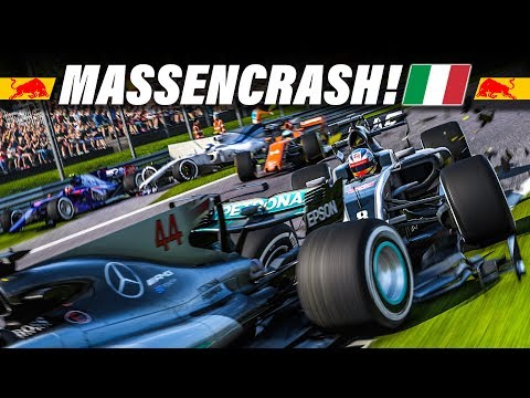 F1 2017 KARRIERE S4E13 – Monza, Italien GP | Let's Play Formel 1 4K Gameplay German